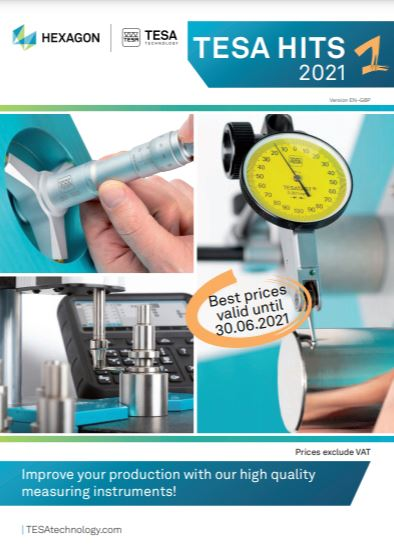 Improve production with high quality measuring instruments - Brochure