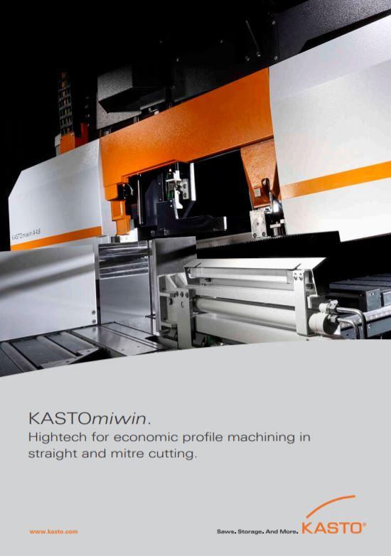 KASTOmiwin product brochure - Brochure