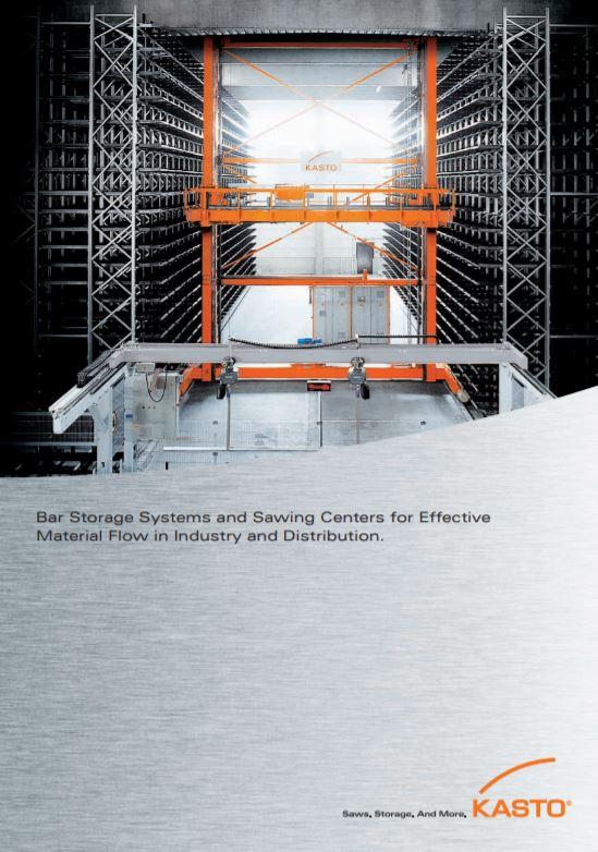Modern bar storage technology for effective Material Flow - Brochure