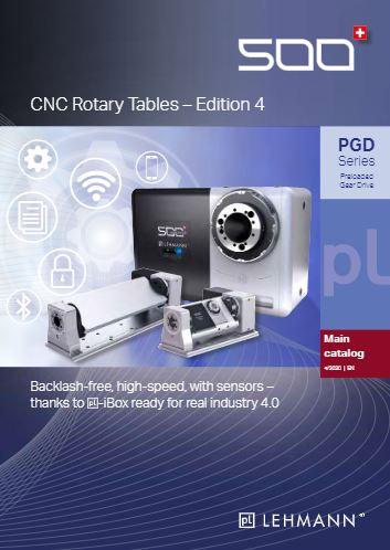 Lehmann: Swiss rotary table technology - Brochure
