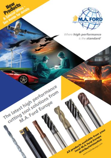 New products and offers from M.A. Ford Europe - Brochure