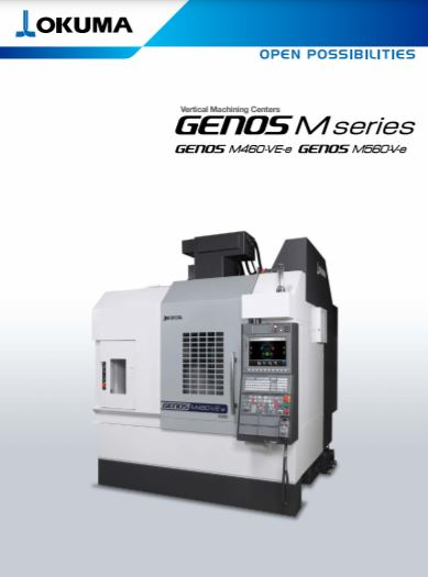 Machining accuracy that exceeds expectations - Brochure