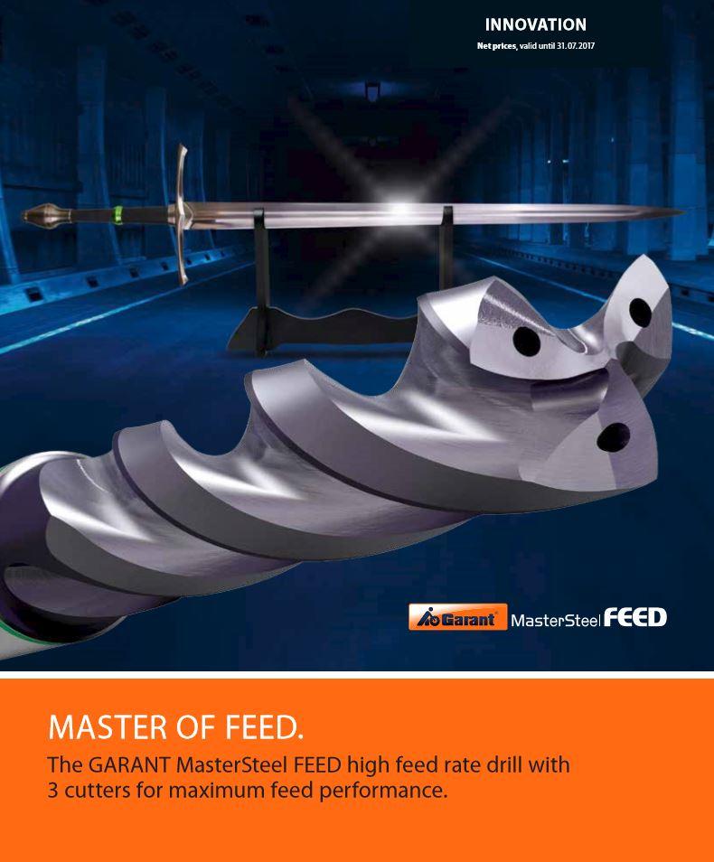 Master of feed - Brochure
